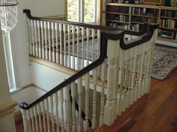 Finished staircase