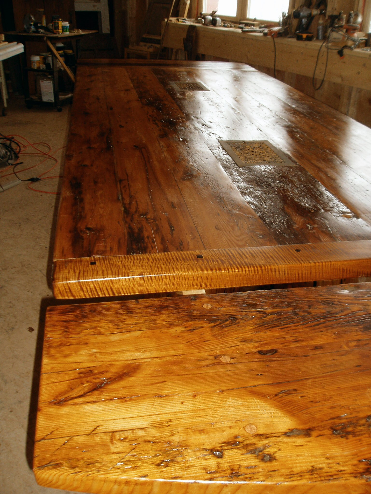 Custom table top #7B