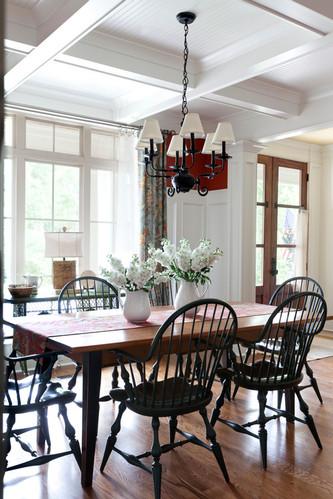 Contimuous arrm chairs