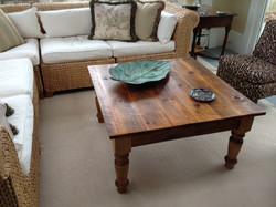 Coffee table #11 (rustic Pine)