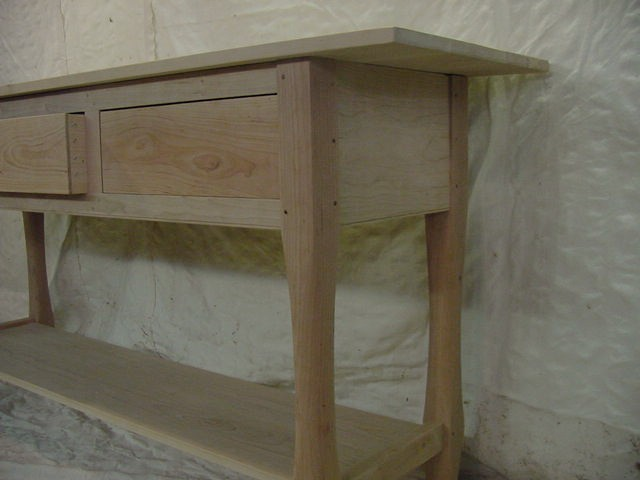 Solid Cherry sideboard