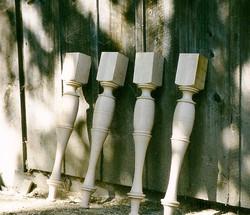 Trumpet leg