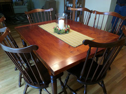 """#1a) """"Sto-away"""" table 4.5ft"""