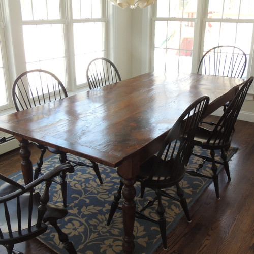 Bowback Arm chairs and side chairs