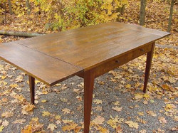 Kitchen table #6 (rustic Pine)