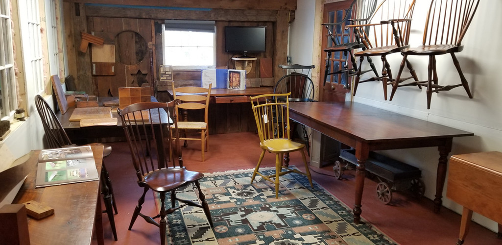 keeping room at New England Joinery