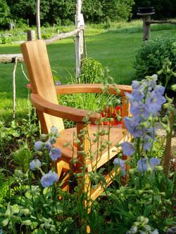 Irish country chair
