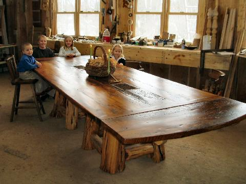 Super custom dining table #7A