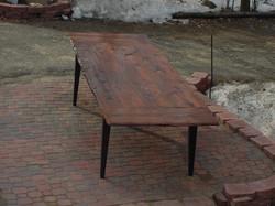Reclaimed Fir table #8
