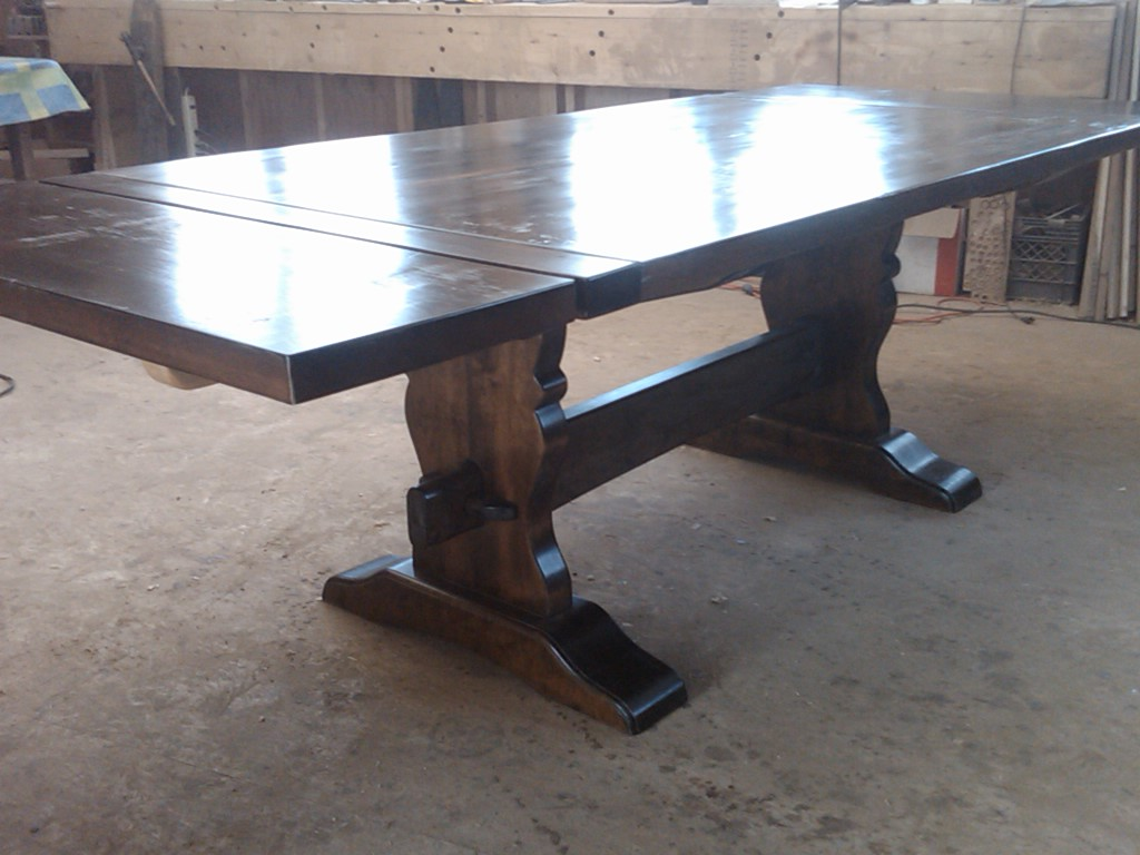 Black Forest Trestle table