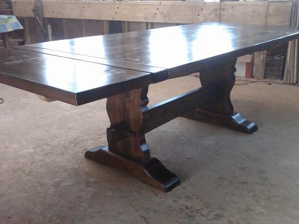 Black Forest Trestle table