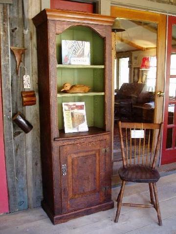 rustic pine cupboard # 12
