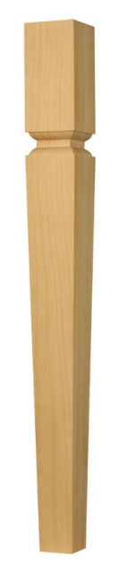Lakeland Tapered dining table leg