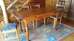 5ft Sto-away table
