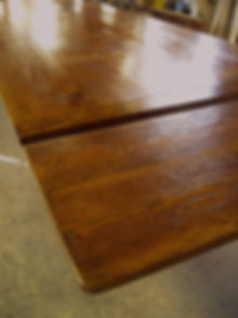 Reclaimed Fir top farm tables