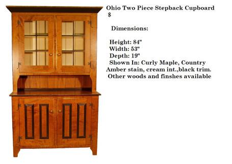 Ohio Two Piece Stepback