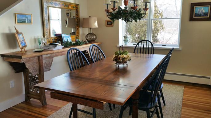 Hide-Away Table