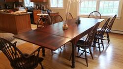 """6' x 40"""" Sto-away table"""