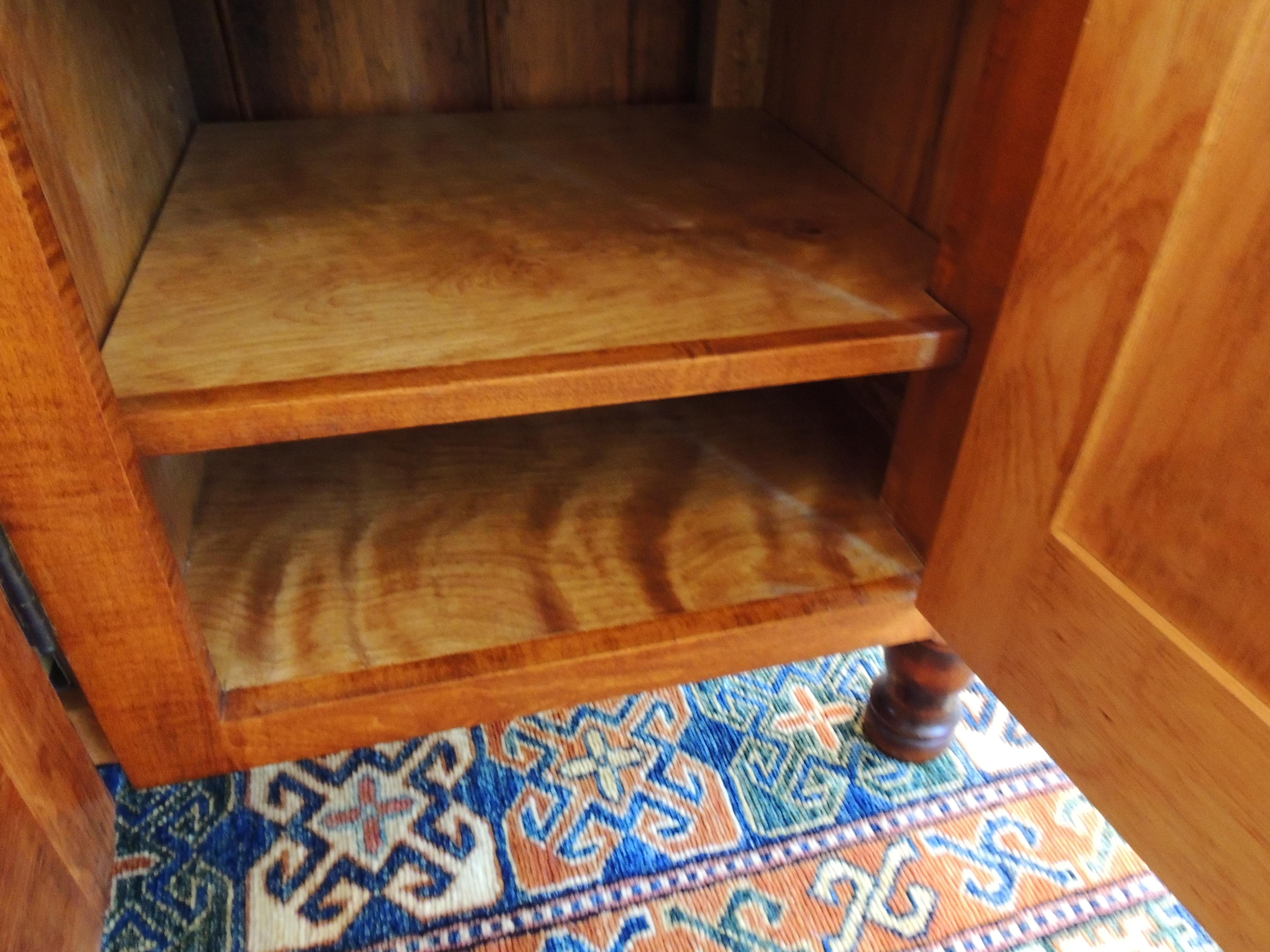 Interior shelves