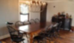 Reclaimed wood Farm Tables & Handmade Farm Tables