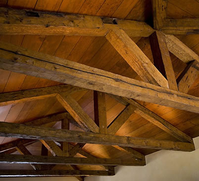 Non structural beams