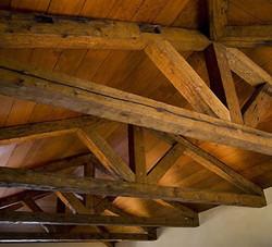 Non structural beams