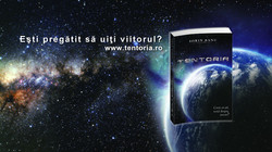 Fundal, text si cartea TENTORIA
