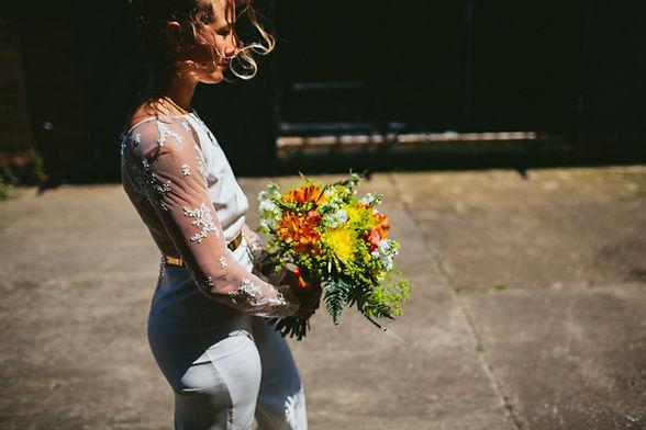 Styled bridal photoshoot hair & makeup