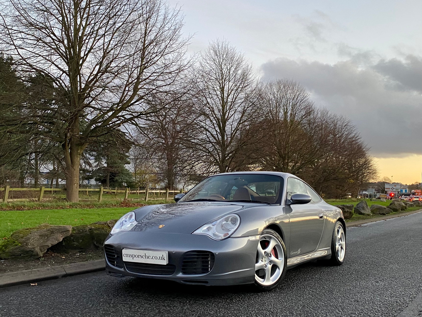 Porsche 996 Carrera 4S For Sale