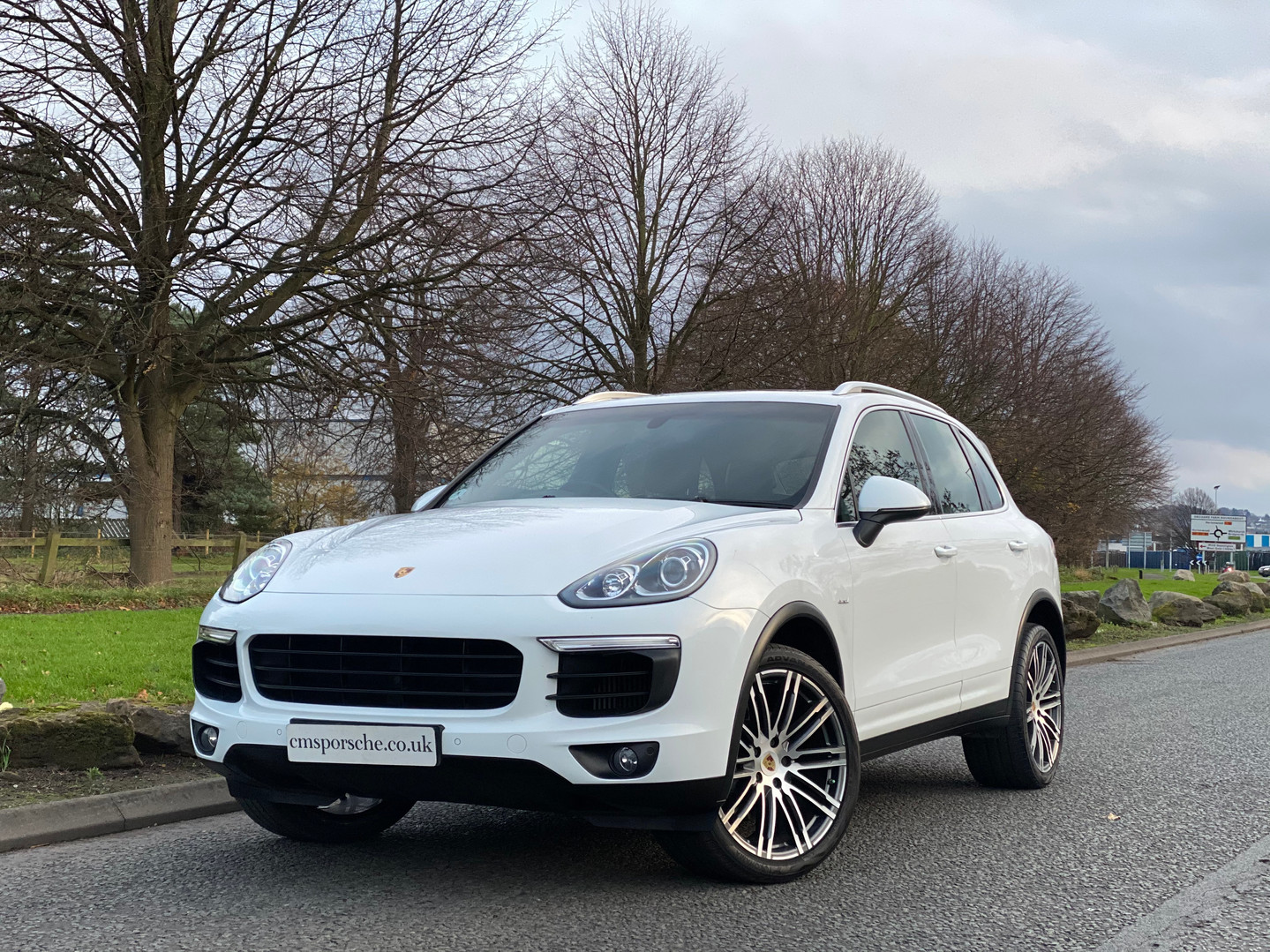 17' Porsche Cayenne For Sale