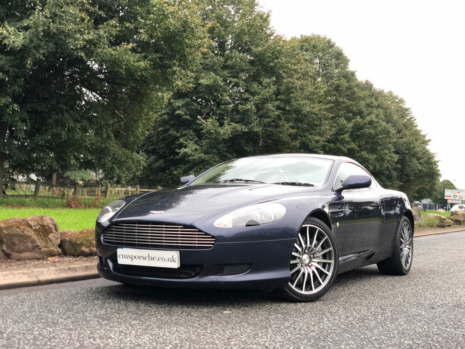 Aston Martin DB9 Touchtronic For Sale