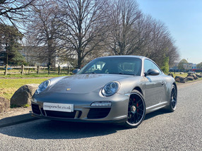 Porsche 911 (997) Carrera GTS For Sale