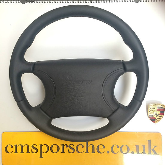 Aston Martin DB7 Steering Wheel + Airbag