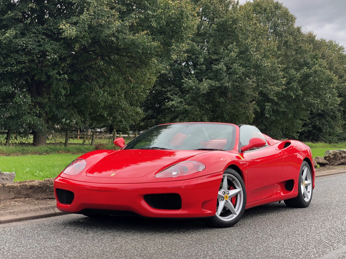 Ferrari 360 Spider For Sale