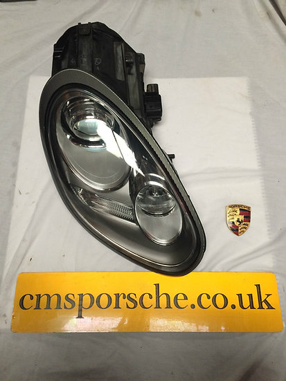 Genuine Porsche Boxster (987) Gen 2 Drivers Side Headlight