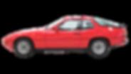 Porsche 924 Servicing