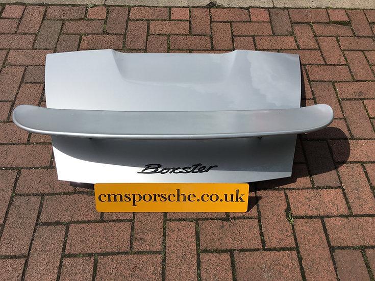 Porsche 986 Boxster Bootlid + Aero Kit 2 Spoiler