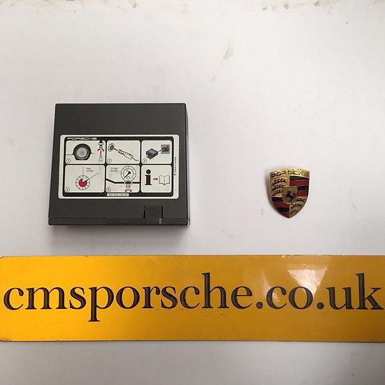 Genuine Porsche 997 Tyre Pump