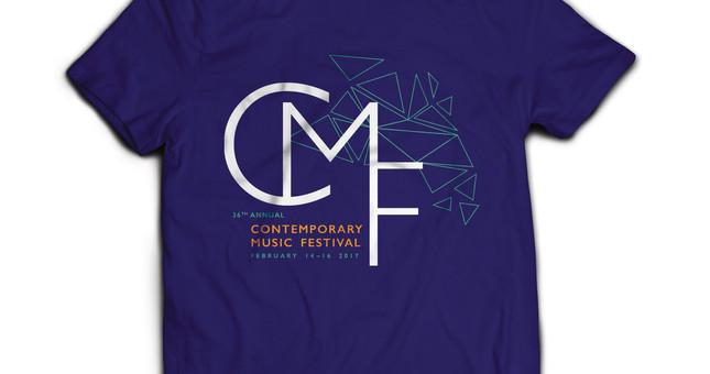 Contemporary Music Festival | Shirt