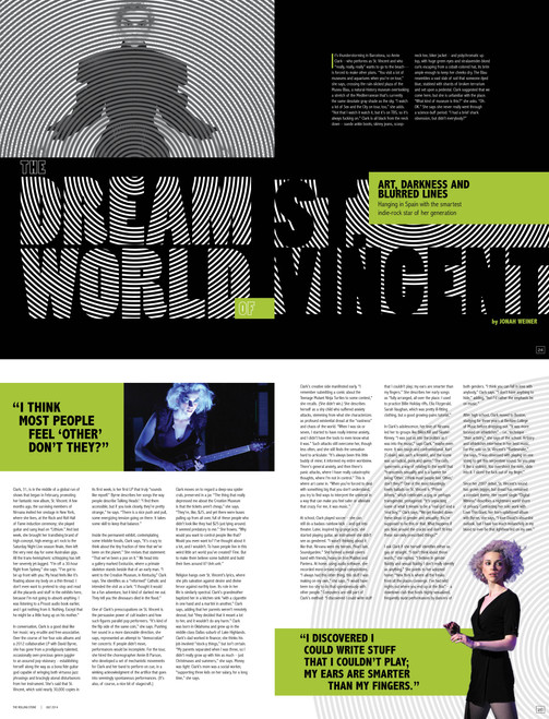 The Dream World of St. Vincent