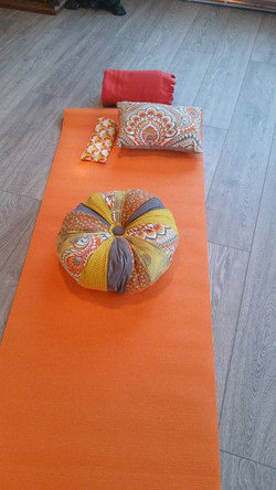 Zafu meditation set