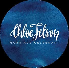 Chloe Jetson Marriage Celebrant Round Logo