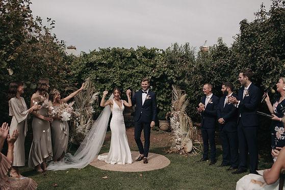 Chloe Celebrant wedding ceremony