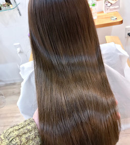 【髪に艶と透明感が欲しい方に】oggi otto本日4回目のお客様