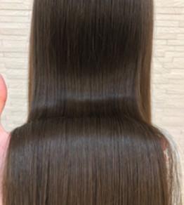 髪のダメージ解決☆髪質改善 若林翔