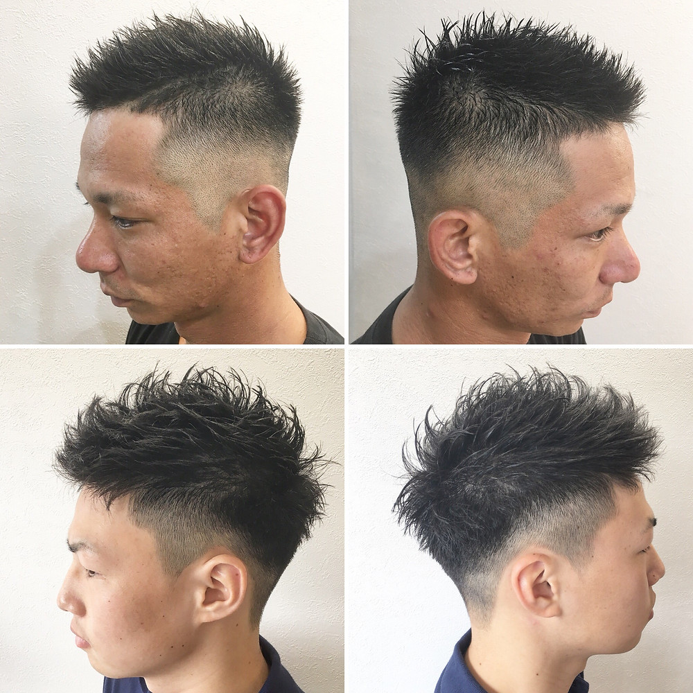 メンズヘアカタログ☆SHO