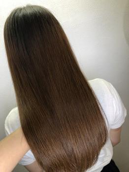 髪質改善しませんか?