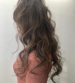 シャンプーで髪は変わります☆YUKA