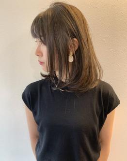 素敵に似合うミディアム☆MAKOTO