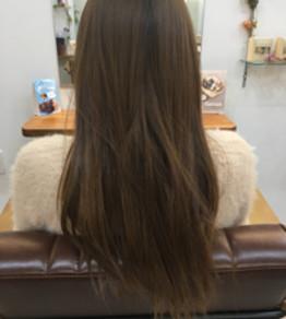 ステアメゾンで皆様の髪質をよりよい方向に 変えていけたら。